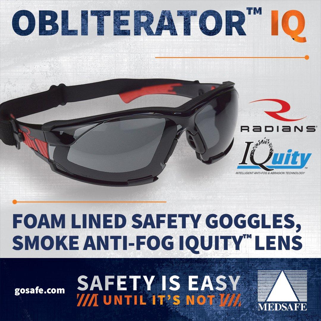 Radian's Obliterator IQ