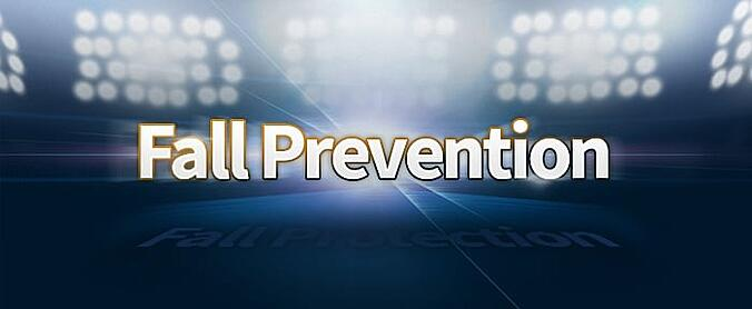 Fall Prevention Is The Winner!